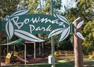 Bardon Bowman park