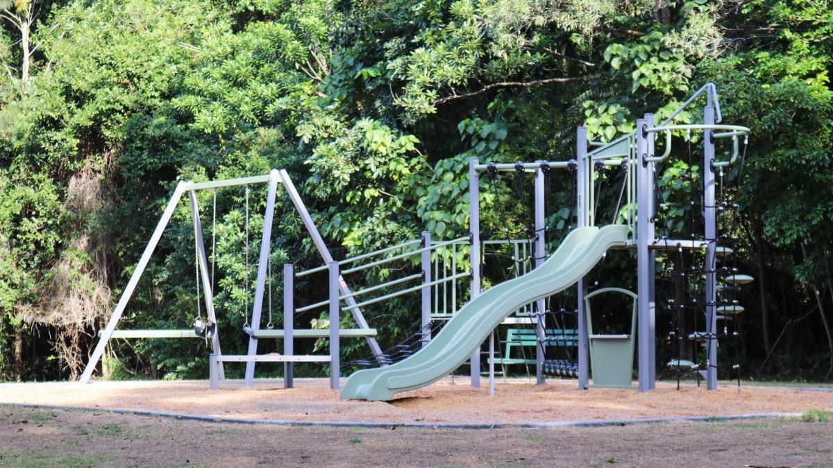The Gap – Allamanda Street Park