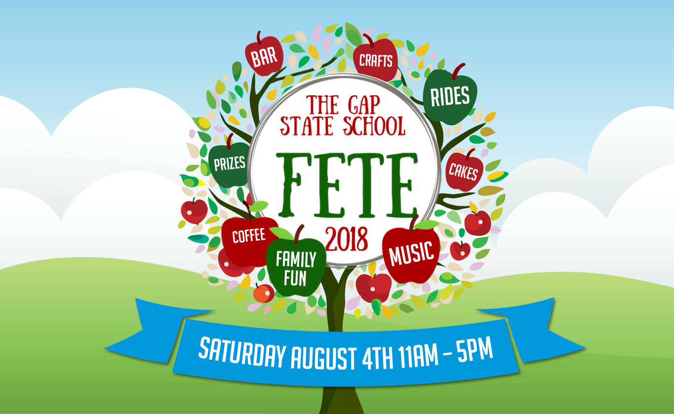 The Gap State School Fete