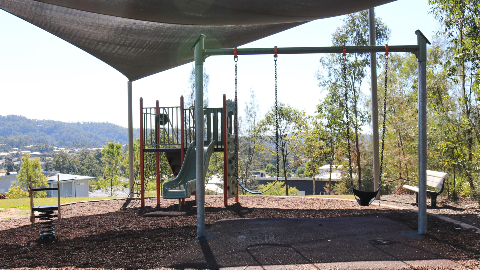 Upper Kedron – Kingfisher Drive Park