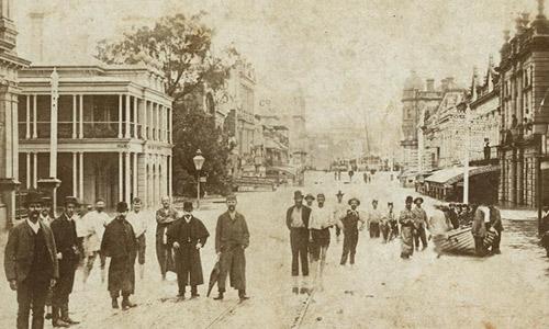 Brisbane History Group