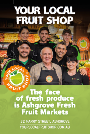 ASHGROVE FRESH FRUIT MARKETS