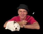 Magic Glen and Rocky the Rabbit