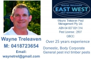 Wayne Treleaven Pest Management